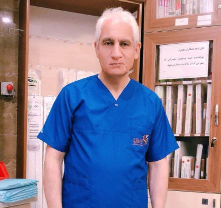 دکتر سعید یزدان خواه